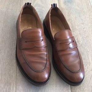 J. Crew Oar Stripe Penny Loafer, Mens size 8